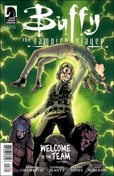 Buffy the Vampire Slayer Season 9 18-B by Dark Horse