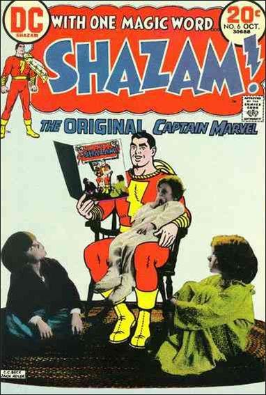 Shazam! 6-A by DC