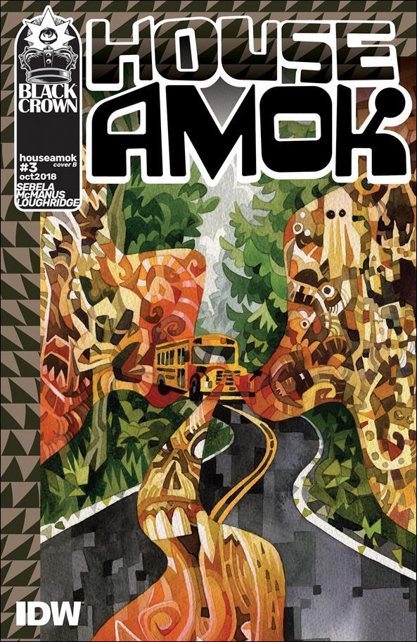 House Amok 3-B by Black Crown