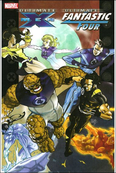 Ultimate X-Men/Fantastic Four nn-A by Marvel