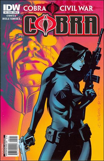 G.I. Joe: Cobra (2011) 5-A by IDW