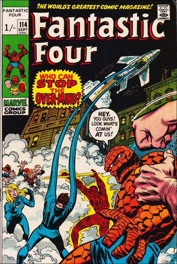 Fantastic Four (1961) 114-B by Marvel