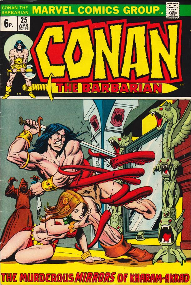 Conan the Barbarian (1970) 25-B by Marvel