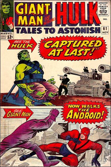 Tales to Astonish (1959) 61-A by Marvel