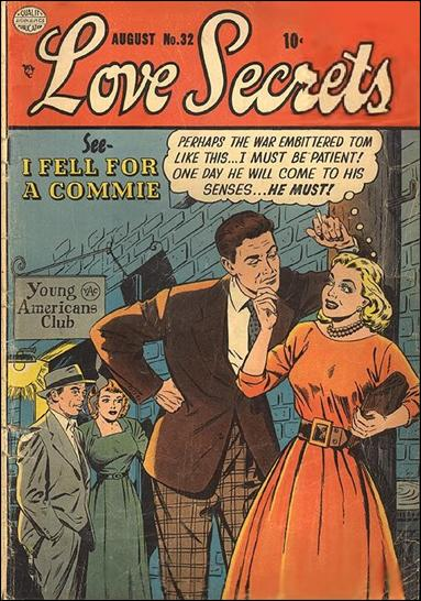 Love Secrets (1953) 32-A by Quality