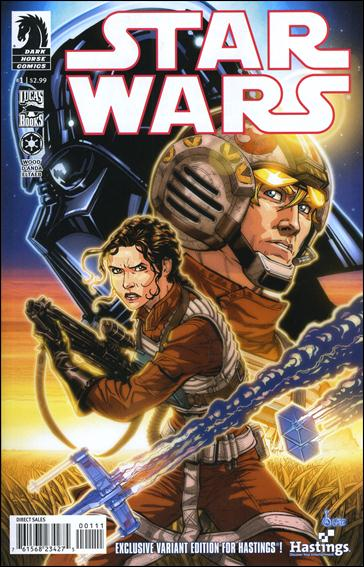 Star Wars (2013/01) 1-C by Dark Horse