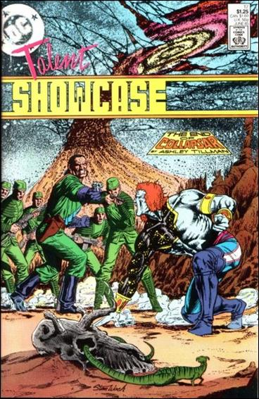 New Talent Showcase (1984) 17-A by DC