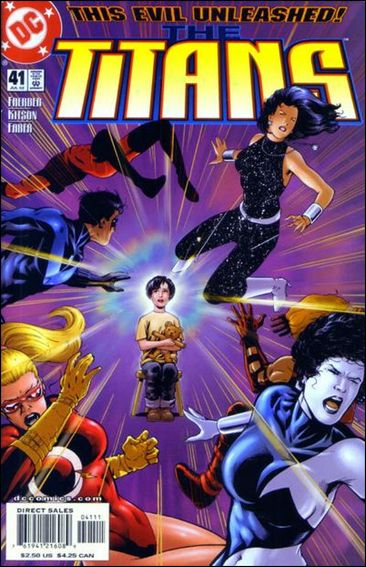 Titans (1999) 41-A by DC
