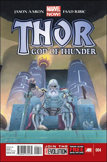 Thor: God of Thunder 4-A by Marvel