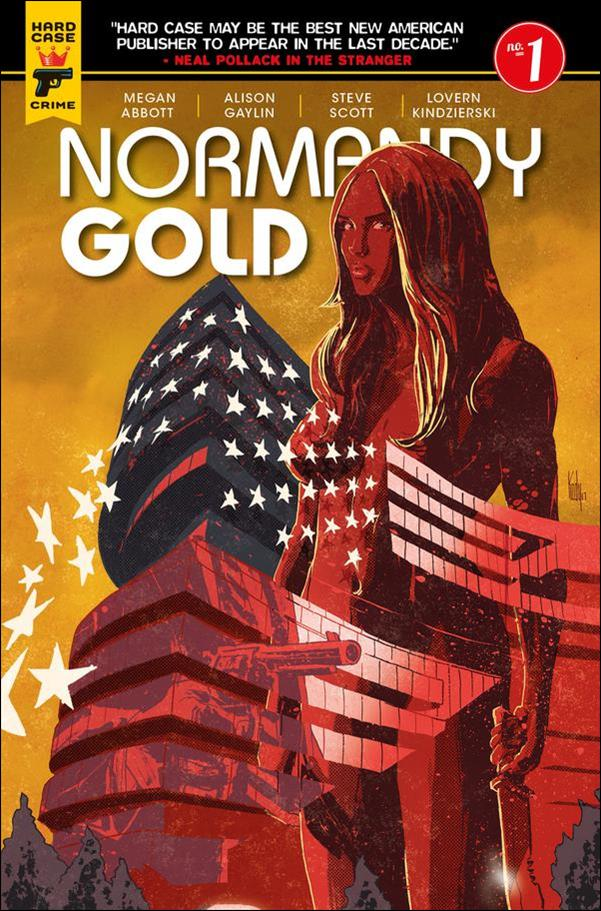 Normandy Gold 1-D by Hard Case Crime