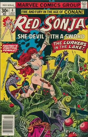 Red Sonja (1977) 4-A