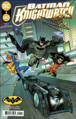 Batman - Knightwatch Batman Day Special Edition 1-A