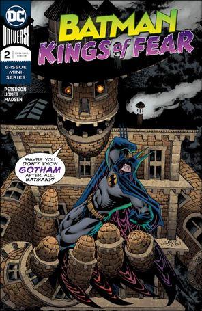 Batman: Kings of Fear 2-A