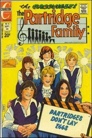 Partridge Family 12-A
