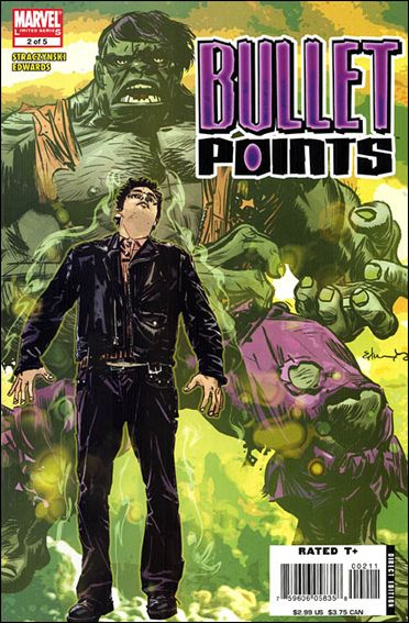 Bullet Points 2-A by Marvel