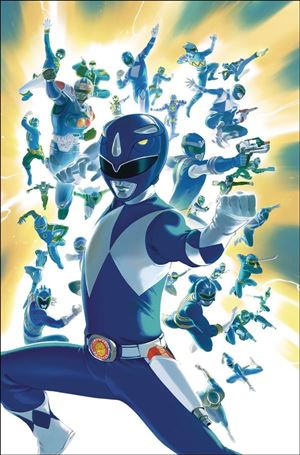 Mighty Morphin Power Rangers 27-C