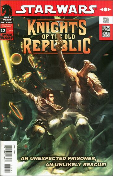 Star Wars: Knights of the Old Republic 12-A by Dark Horse