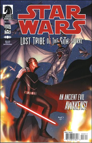 Star Wars: Lost Tribe of the Sith - Spiral 3-A by Dark Horse