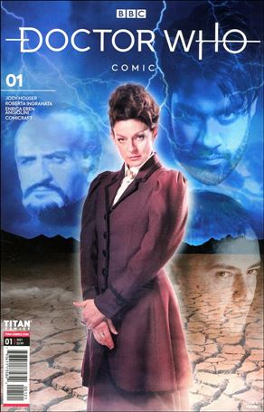 Doctor Who: Missy 1-B