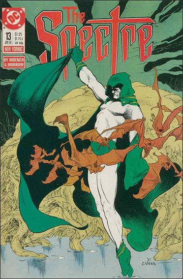 Spectre (1987) 13-A by DC