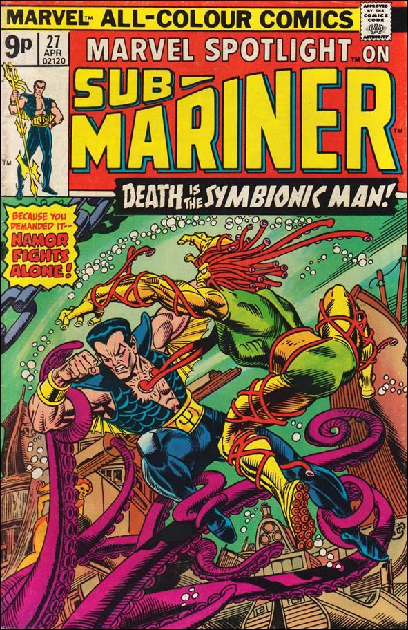 Marvel Spotlight (1971) 27-C by Marvel