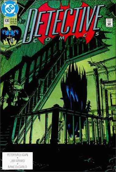 Detective Comics (1937) 630-A by DC