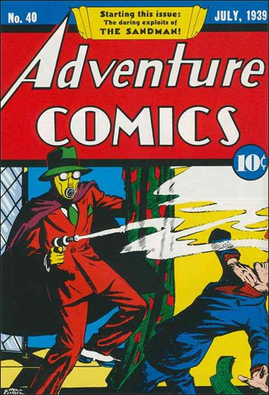 Adventure Comics (1938) 40-A by DC