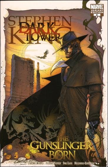 Dark Tower: The Gunslinger Born 6-B by Marvel