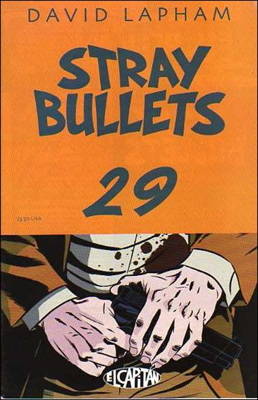 Stray Bullets 29-A by El Capitan