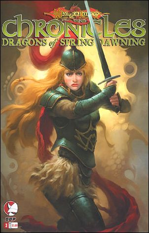 Dragonlance: Chronicles (2007) 3-A by Devil's Due