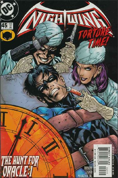 Nightwing (1996) 45-A by DC