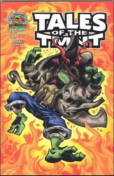 Tales of the TMNT 64-A by Mirage