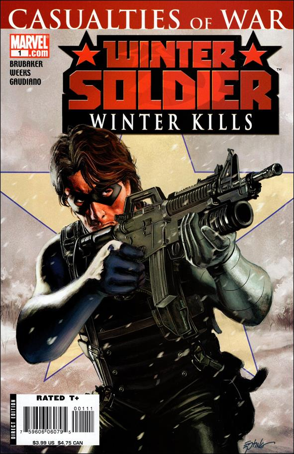 Winter Soldier: Winter Kills 1-A by Marvel