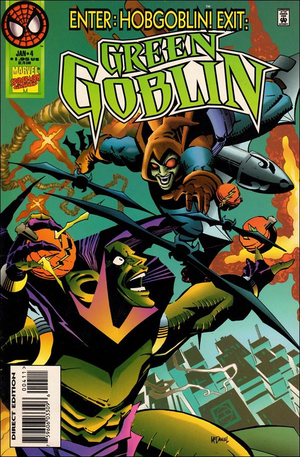 Green Goblin 4-A by Marvel