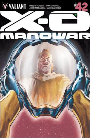 X-O Manowar (2012)  42-C