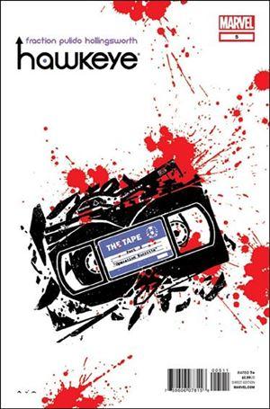 Hawkeye (2012) 5-A