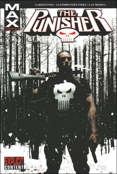 Punisher (2005) 4-A by Max