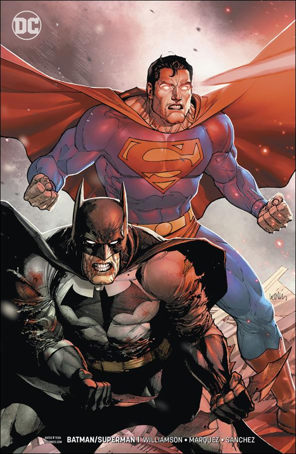 Batman/Superman (2019) 1-C by DC