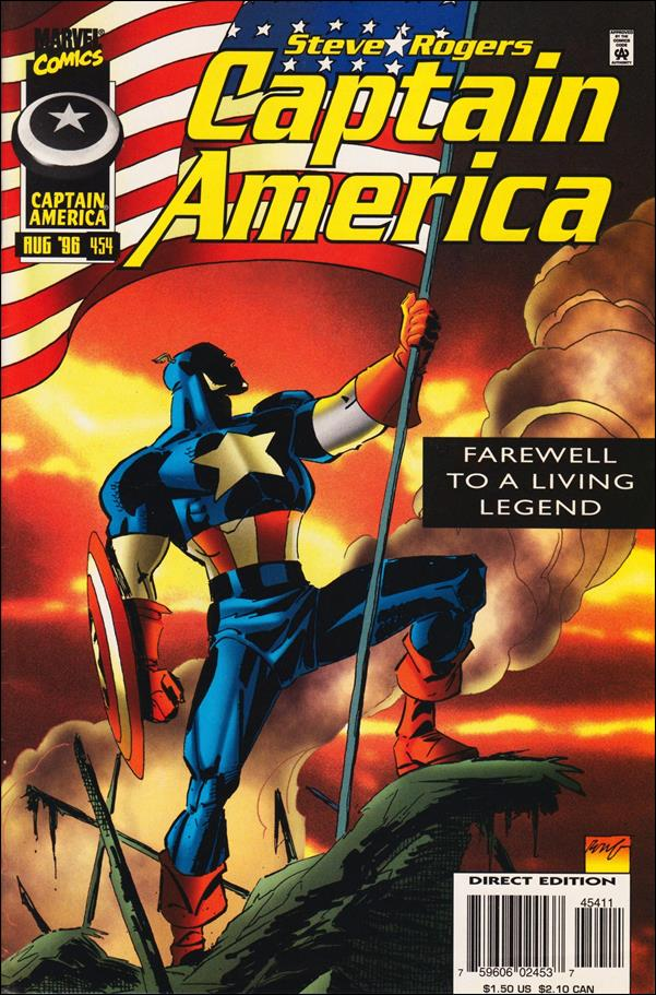 Captain America (1968) 454-A by Marvel