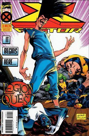 X-Factor (1986) 109-A