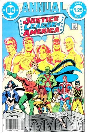 Justice League of America Annual 2-A