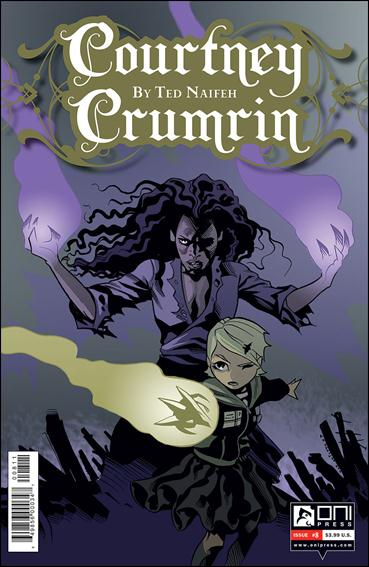 Courtney Crumrin 8-A by Oni Press