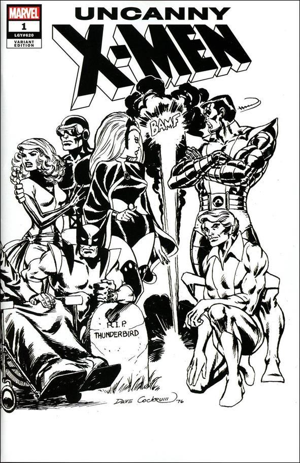 Uncanny X-Men (2019) 1-J by Marvel