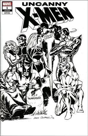 Uncanny X-Men (2019) 1-J