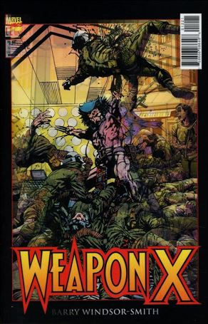Weapon X (2017) 12-B