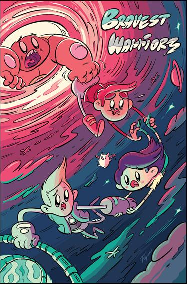 Bravest Warriors 1-F by Kaboom!