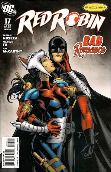 Red Robin 17-A by DC