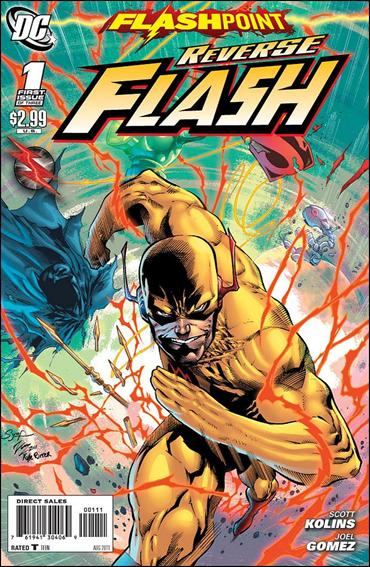 Flashpoint: Reverse Flash 1-A by DC