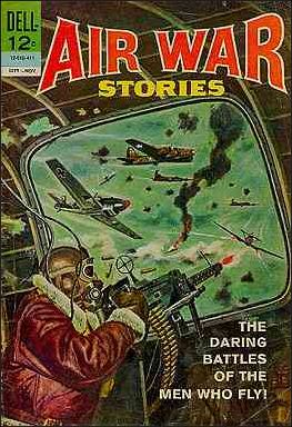 Air War Stories 1-A by Dell