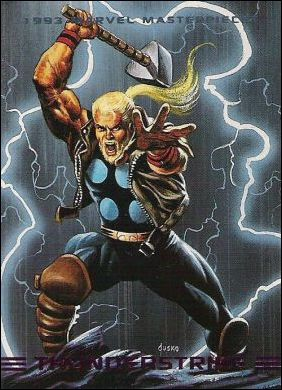 1993 Marvel Masterpieces (Base Set) 73-A by SkyBox